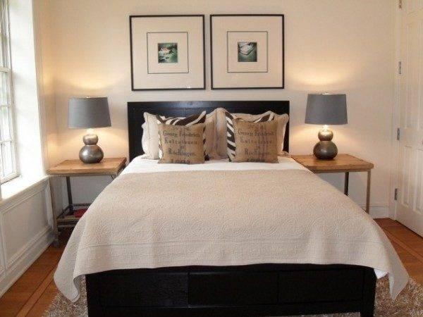 Double Bed Interior Design Small Room Ipc