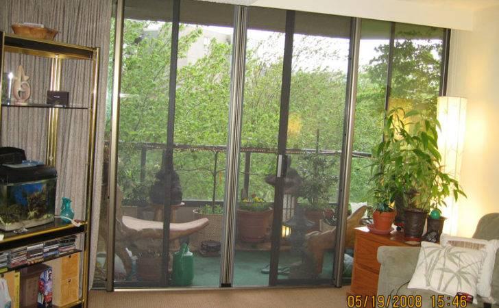 Double Sliding Balcony Door