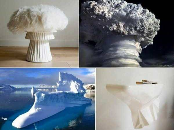 Dramatic Nature Inspired Furniture Design Ideas French Designer