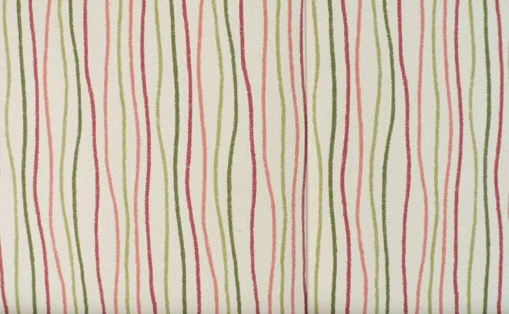 Drapery Upholstery Fabric Contemporary Cotton Stripe