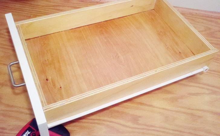 Drawer Box Construction Can Seem Daunting But There Only Few