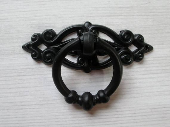 Drawer Pulls Knobs Handles Drop Ring Cabinet Handle Pull Knob