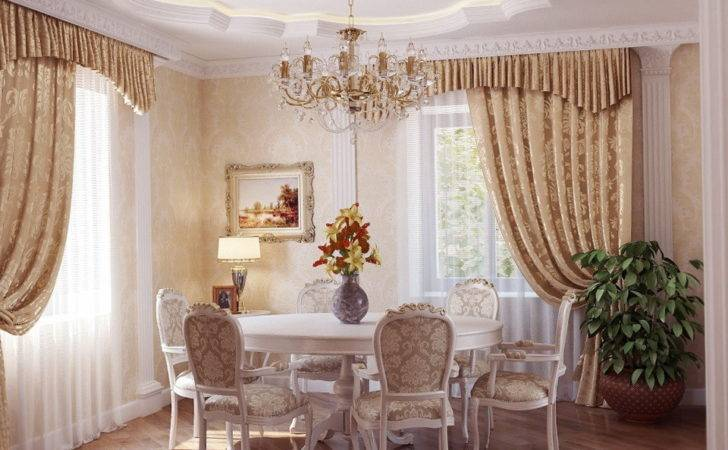 Drawing Rooms Classic Style Architecture