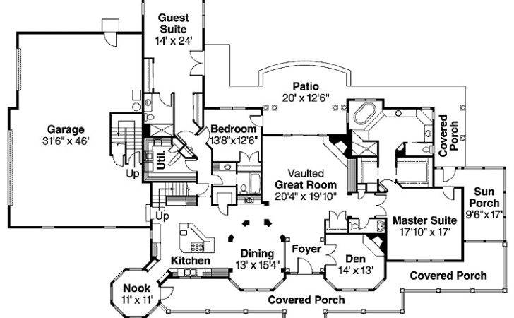Dream Home Plans Cool House Plan Floor