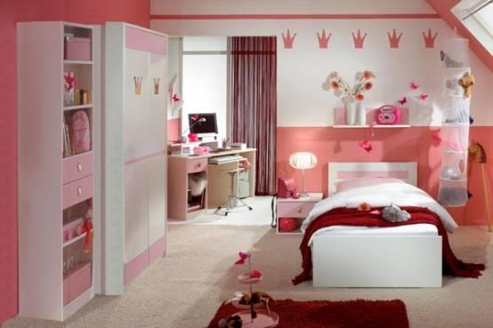 Dream Interior Design Ideas Teenage Girl Rooms