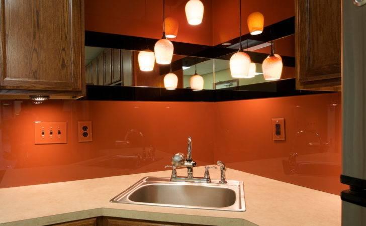 Dreamwalls Color Glass Ideal Backsplash Breakrooms
