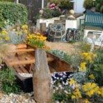 Dreamy Beach Themed Garden Decor Ideas
