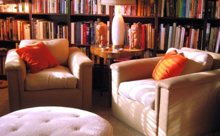 Dreamy Home Libraries Decorating Design Ideas