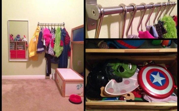 Dress Area Kids Room Bar Hook System Ikea Kitchen