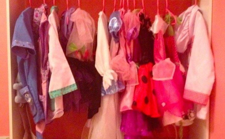 Dress Storage Clothes Toy Organization