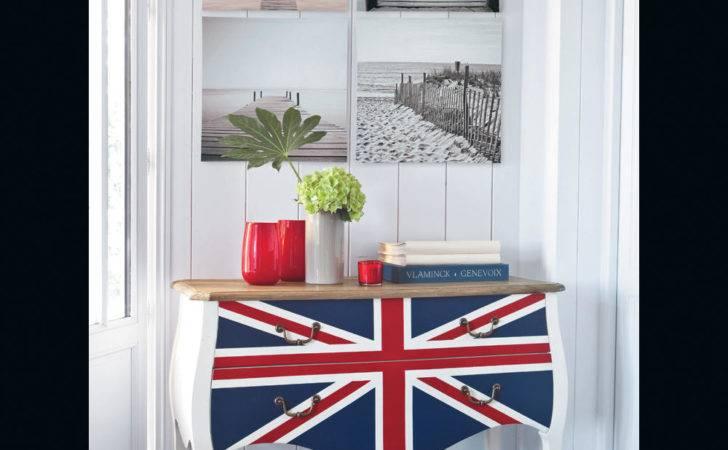 Dresser Union Jack Maisons Monde