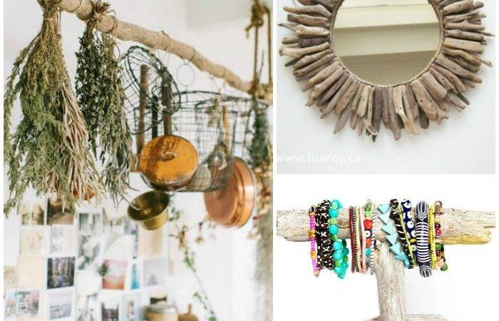 Driftwood Diy Projects Crafts
