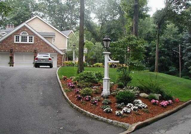 Driveway Garden Landscapeadvisor