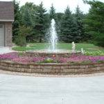Driveway Landscaping Country Homes