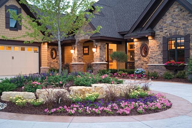 Driveway Landscaping Ideas Backyard Even Betterbring Some