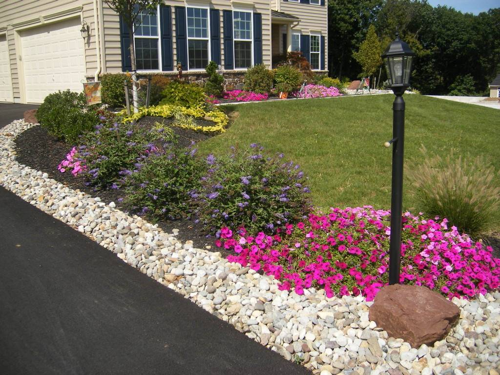Driveway Landscaping Privacy Driveways