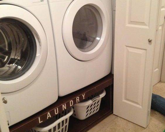 Dryers Laundry Baskets Cool Ideas Washer Dryer Hampers