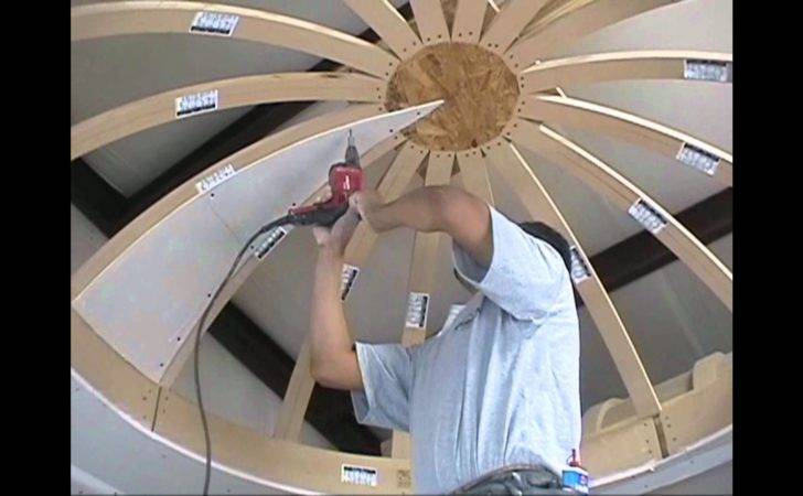 Drywall Dome Ceiling Archways Ceilings Made Easy
