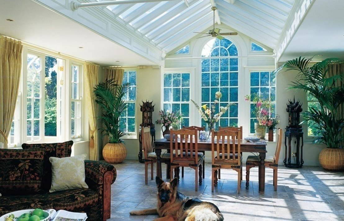 Dual Purpose Conservatory Lighting Ideas