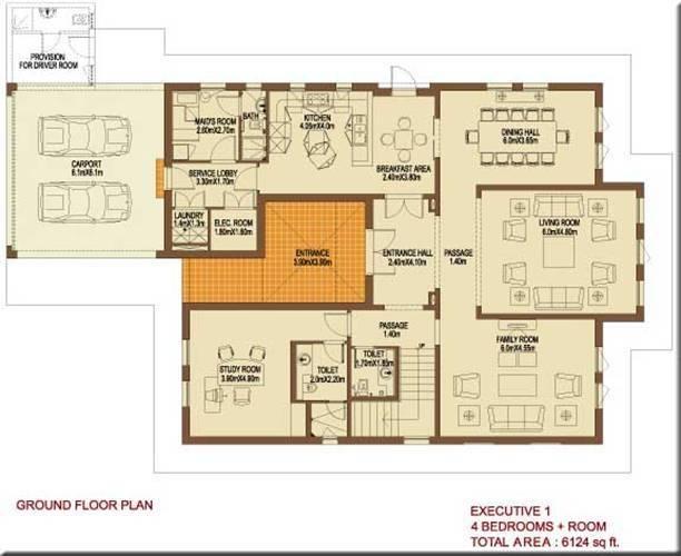 Dubai House Plan Joy Studio Design Best