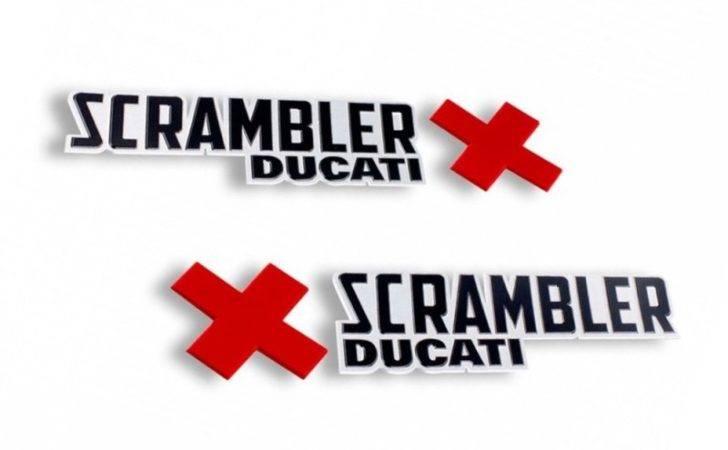 Ducati Scrambler Urban Enduro Decal Set Seacoast Sport Cycle