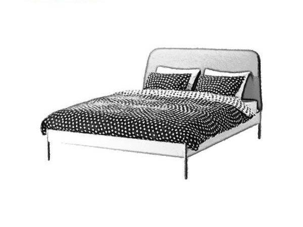 Duken Bed Frame Galvanised Steel Midbeam Assembly Service