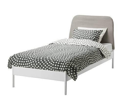 Duken Bed Frame Ikea Read Watch Soft Headboard