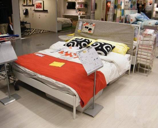 Duken Bed Frame Luroy Slatted Base Zoom Zoomly