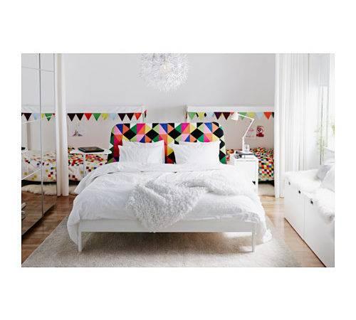 Duken Bed Frame Queen Sultan Lur Ikea Ideas House
