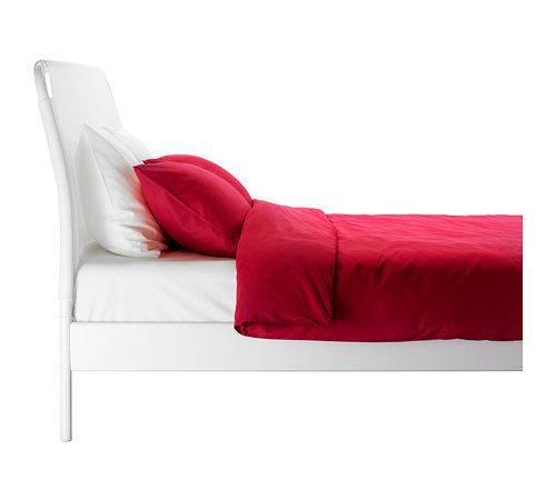Duken Bed Frame White