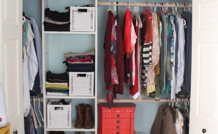 Eak House Ikea Billy Closet Hack