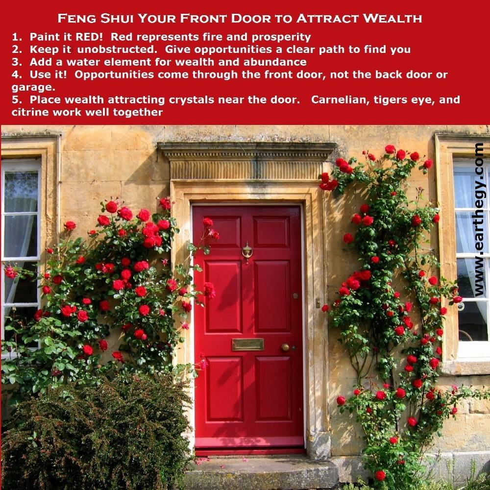 Earthegy Blog Archive Feng Shui Tips Your Front Door