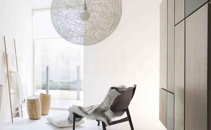 Easily Make Thread Ball Lamp Decorative