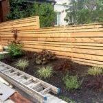 East York Modern Fence Love Panels Pinterest