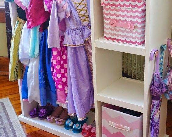 Easy Build Organize Display Dresses Accessories