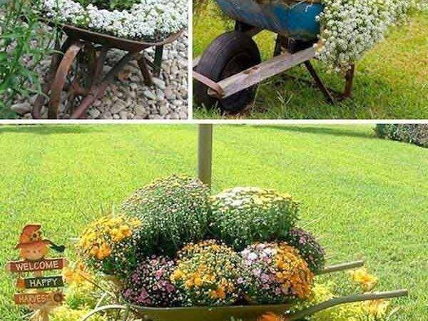 Easy Container Garden Ideas Diy Projects Front Yard