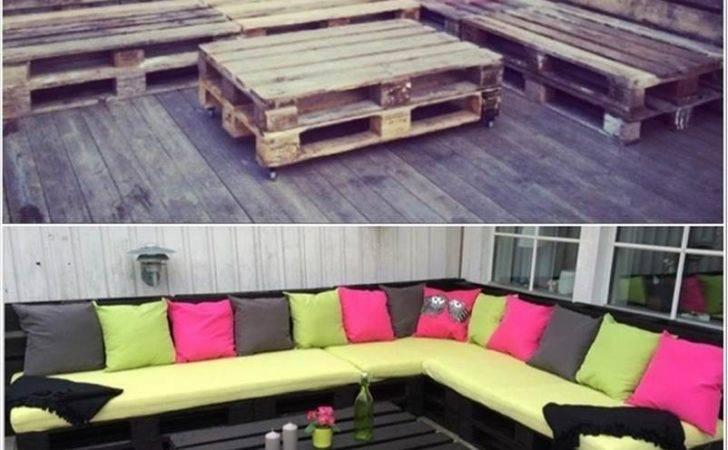 Easy Creative Pallet Furniture Diy Ideas Inspire