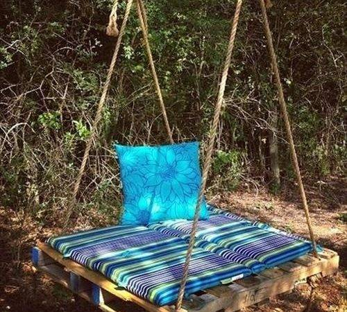 Easy Diy Pallet Swing Idea Tremendous Kids Pallets Designs