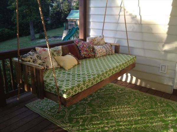 Easy Diy Pallet Swing Ideas Pallets Designs