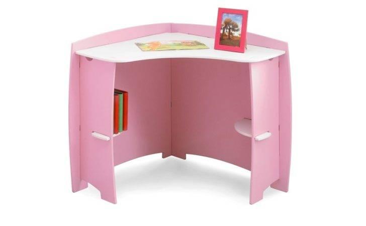 Easy Fit Kids Corner Desk Princess Design Beds Bedroom Access