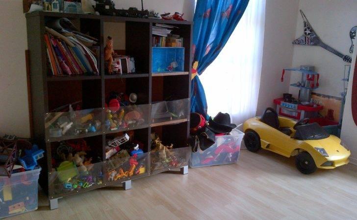 Easy Playroom Storage Ideas House Home Diy
