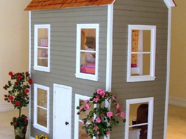 Ebay Seller Offering American Girl Dollhouse Plans Here