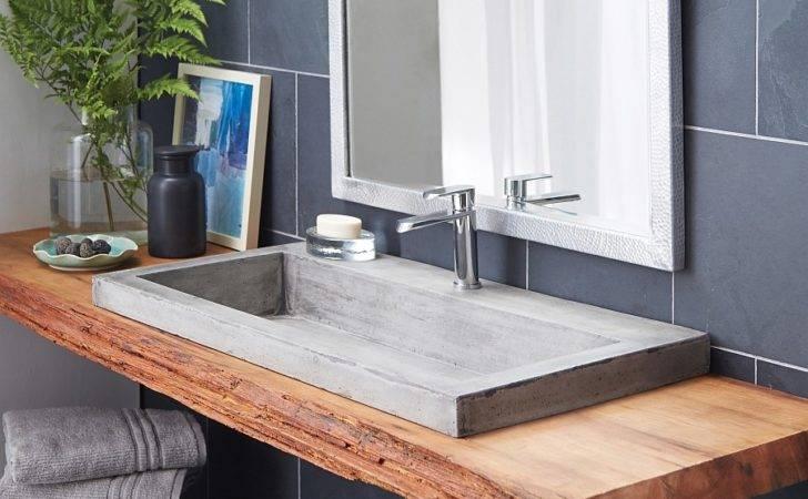 Eco Conscious Artisan Crafted Sinks Sparkle Contemporary Class