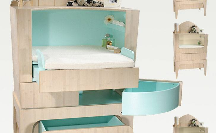 Eco Friendly Baby Furniture Castor Chouca Kidsomania