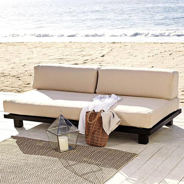 Eco Friendly Tillary Outdoor Sofa