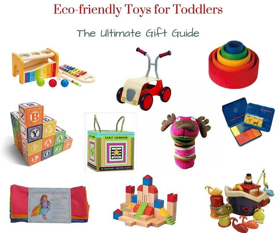 Eco Friendly Toys Toddlers