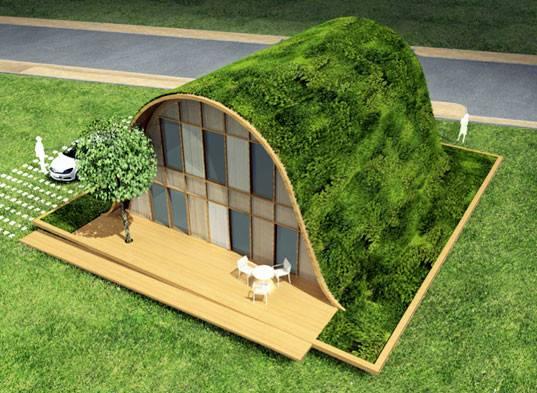 Eco House New Wave Green Building Inhabitat Design