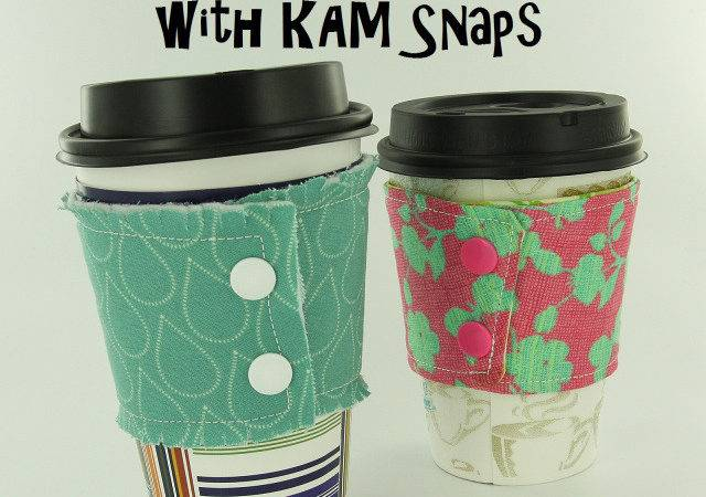 Edge Coffee Cozy Kam Snaps Pdf Pattern Like Big