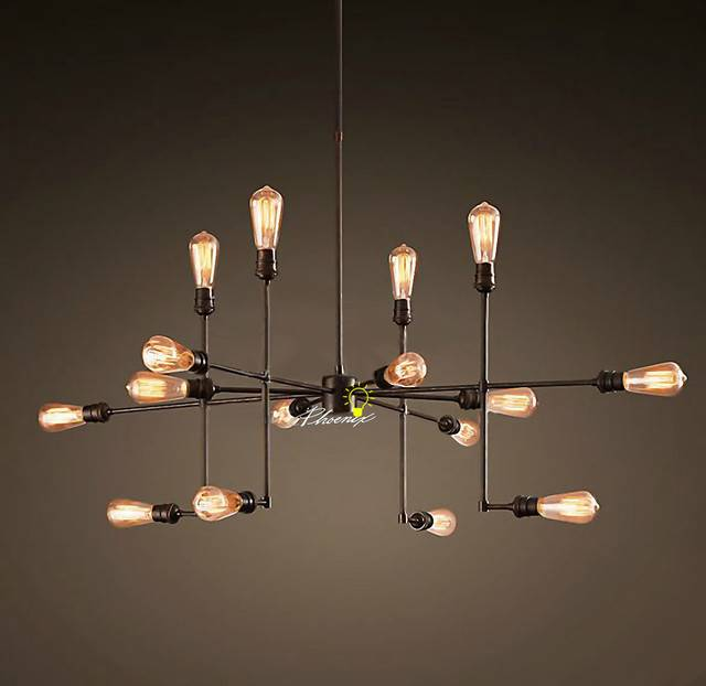 Edison Bulbs Pendant Lighting Contemporary