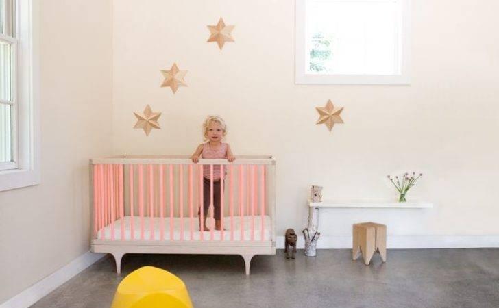 Edition Caravan Crib Pink Hut Yellow Kalonstudios Kalon